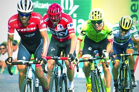 Erratum : Christopher FROOME – Tour d'Espagne 2011